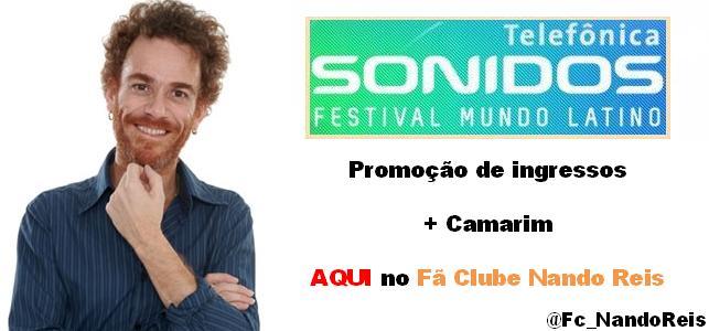 PROMO: FESTIVAL SONIDOS-SP