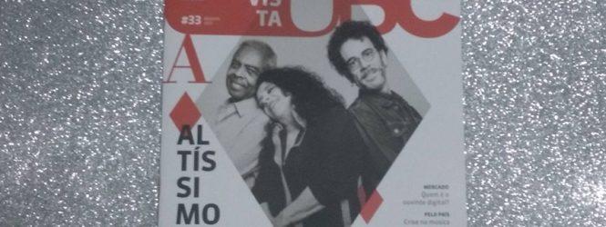 Promoção: Revista UBC 'Trinca de Ases'