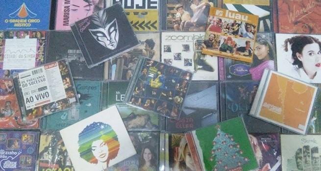 Nando Reis em outros discos!