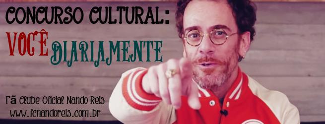 Concurso cultural: 'Você Diariamente'
