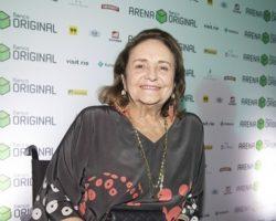 Entrevista: Lucinha Araújo, mãe de Cazuza