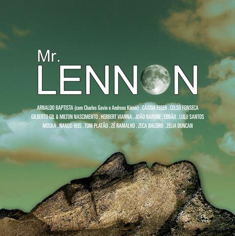 Nando no CD Mr. Lennon