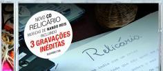 CD RELICÁRIO: CÁSSIA CANTA NANDO!