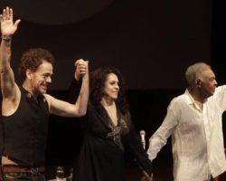 Set List: Nando, Gil e Gal, dia 06/10/2016